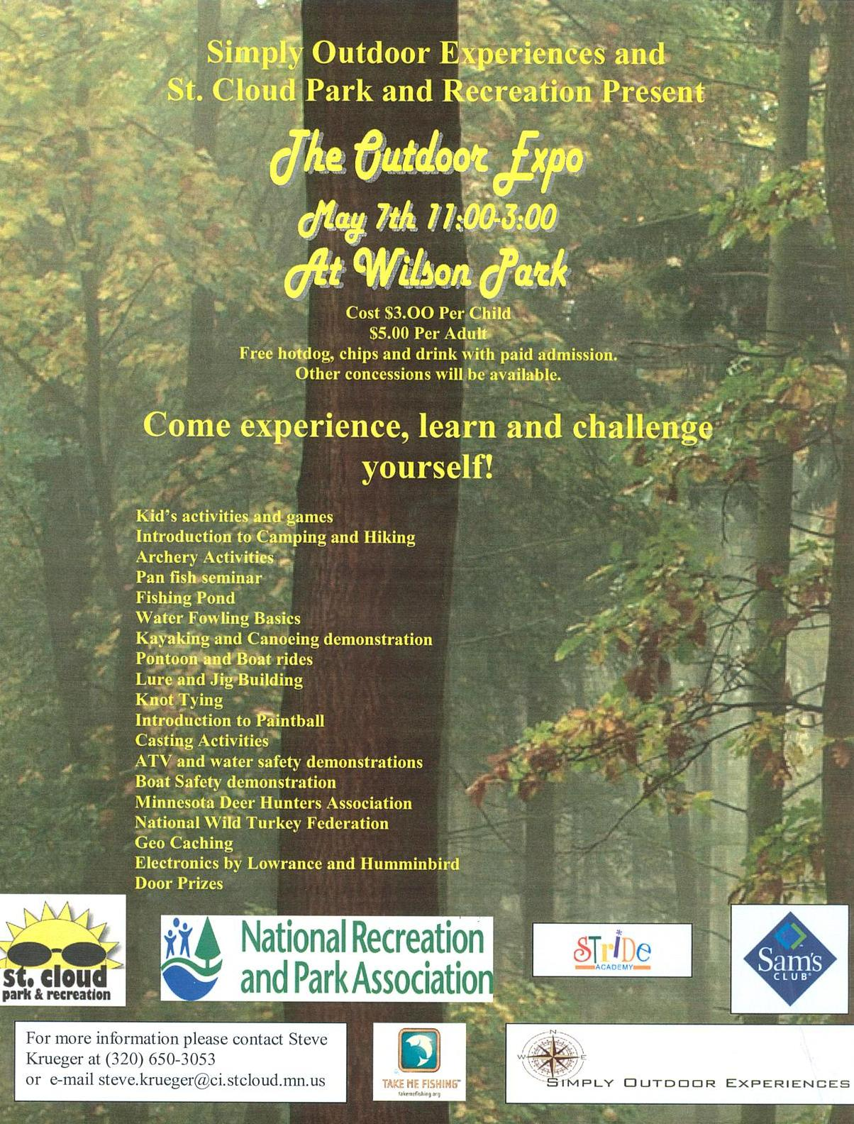 The Outdoor Expo