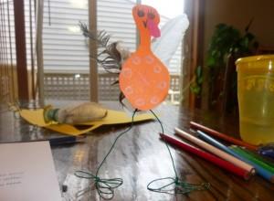 Mommy's Spool Turkey