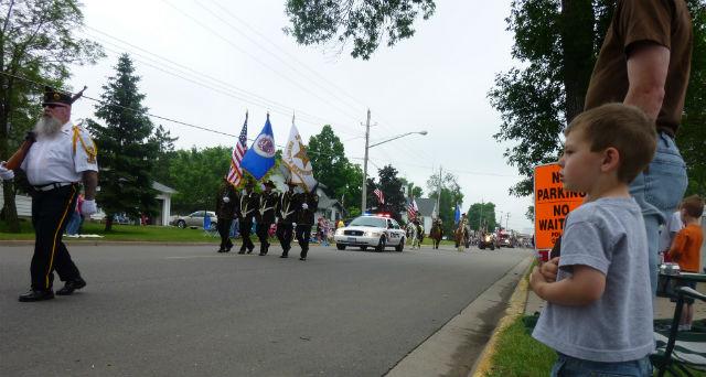 becker parade