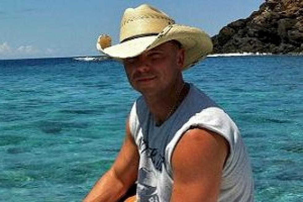 Kenny Chesney Bottles Up His Love For Fun In The Sun